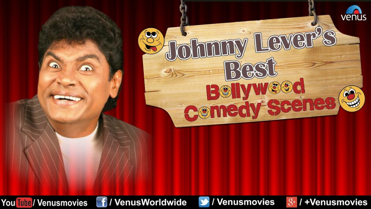 Johnny Lever : Best Comedy Scenes | Bollywood Comedy ...