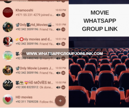 Join Latest Movie WhatsApp Group Links (Tollywood ...