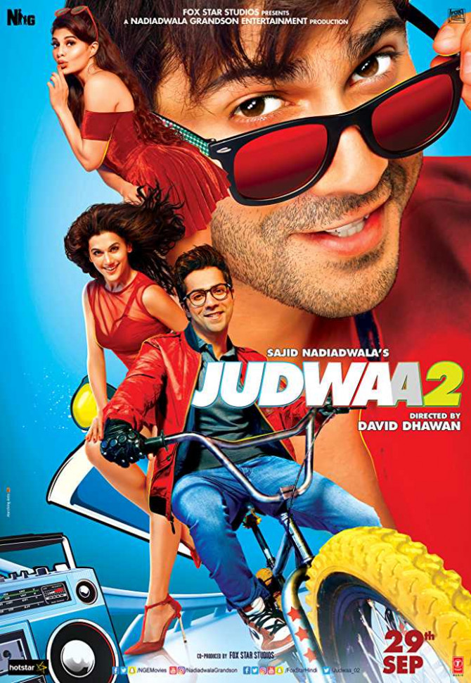 Judwaa 2 (2017) Hindi Full Movie Watch Online Free ...