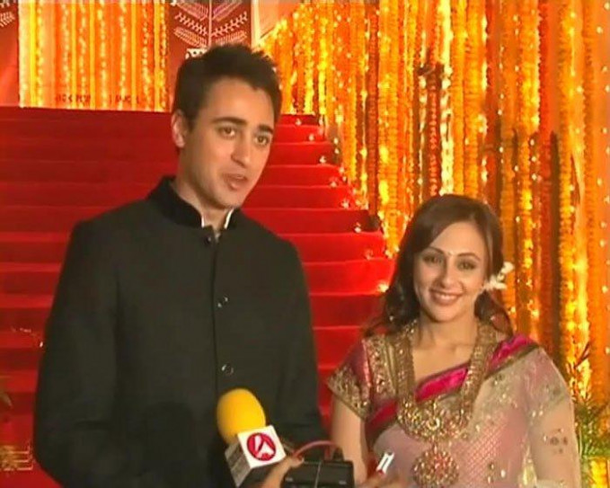 Just Married: Imran Khan and Avantika Malik Khan | PINKVILLA