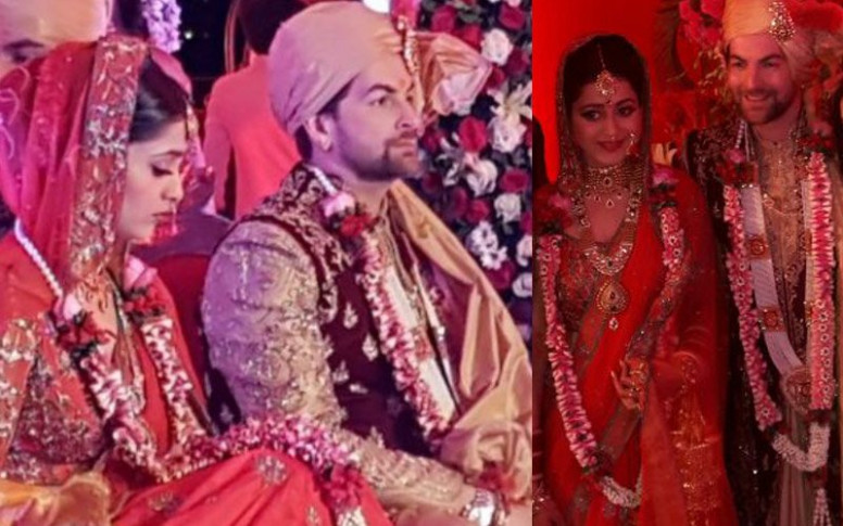 JUST MARRIED: Neil Nitin Mukesh & Rukmini Are Now Mr & Mrs!