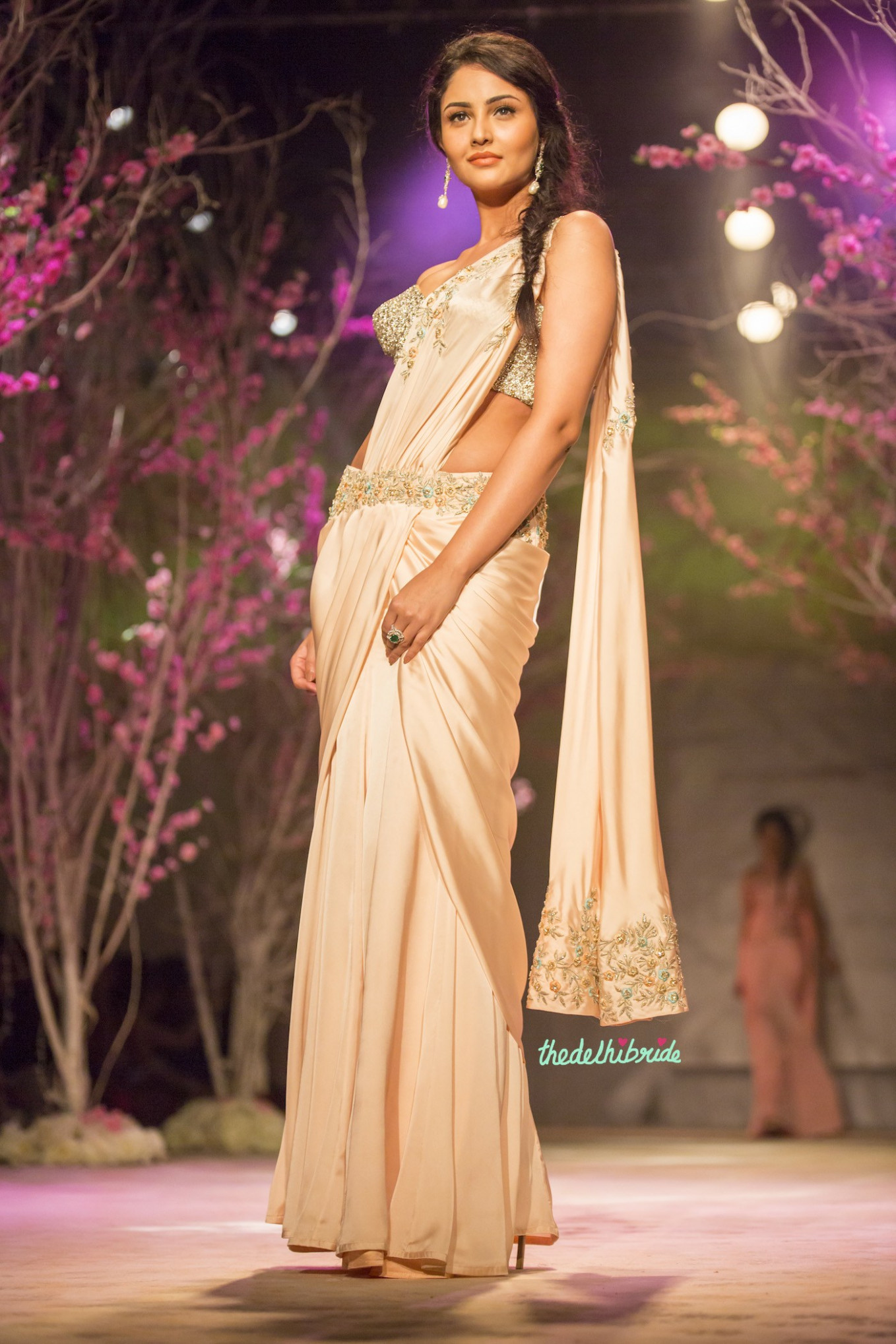 Jyotsna Tiwari at India Bridal Fashion Week 2014 – An ...