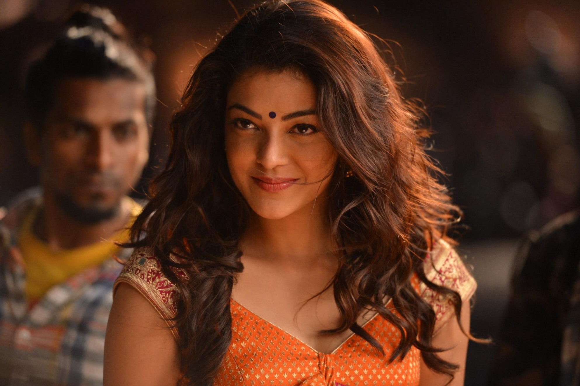 Kajal Agarwal Pakka Local Janatha Garage Item Song ULTRA ...