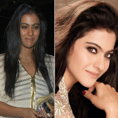 Kajol Without Make Up - Mugeek Vidalondon - bollywood actress without make up