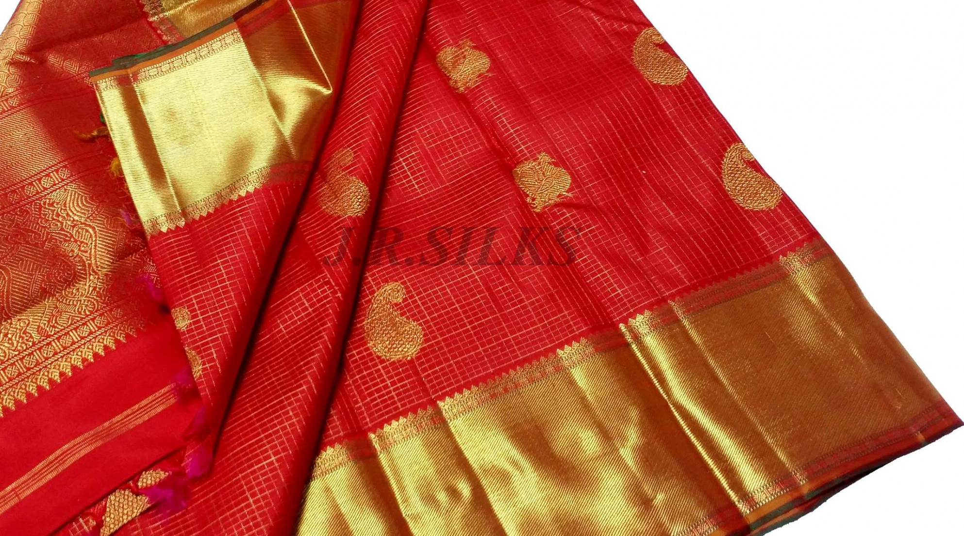 Kanjivaram Sarees Collection from Kanchipuram JR Silks - kanjivaram saree bollywood