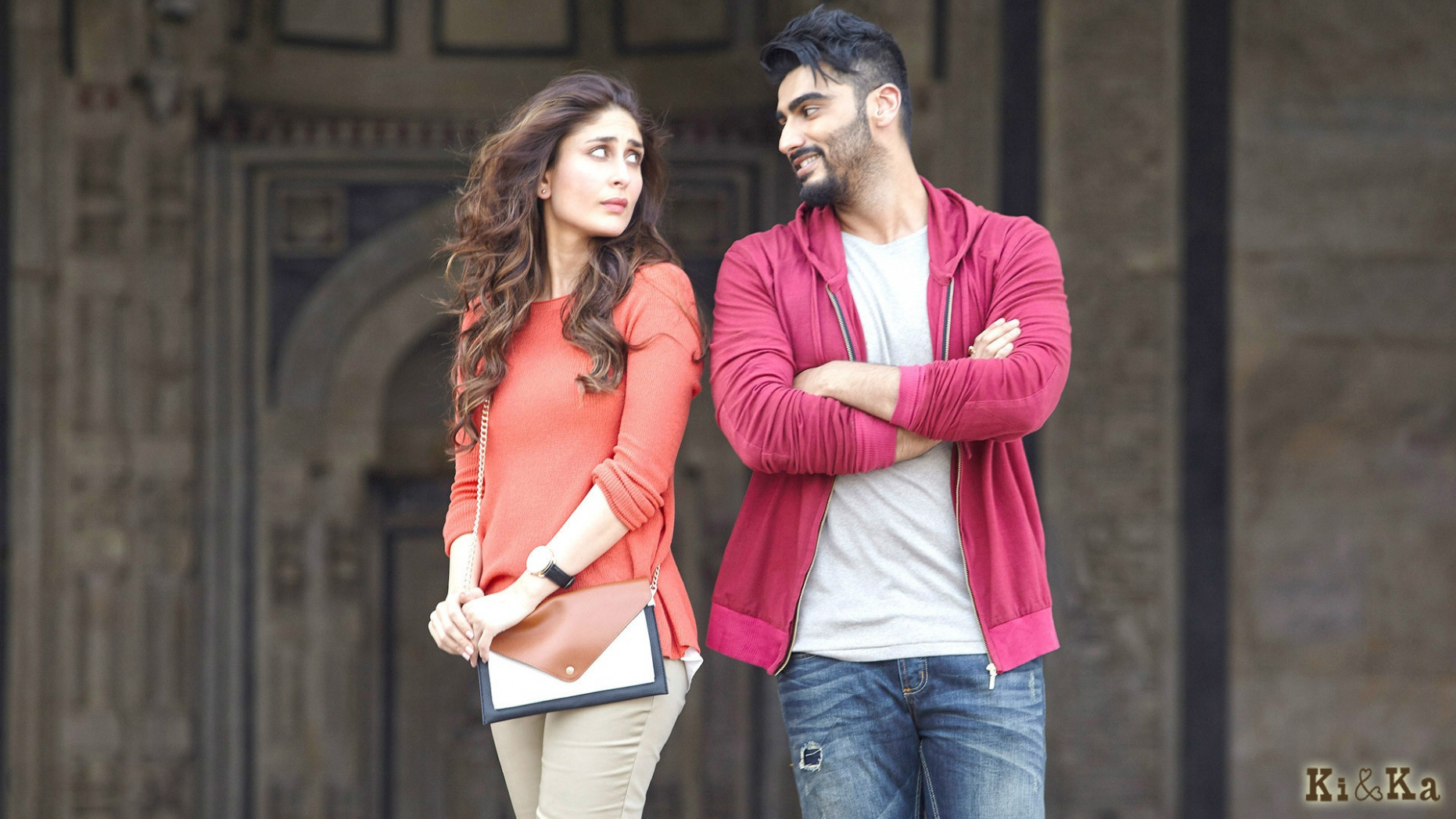 Kareena Kapoor Arjun Kapoor Ki & Ka wallpaper | movies and ...