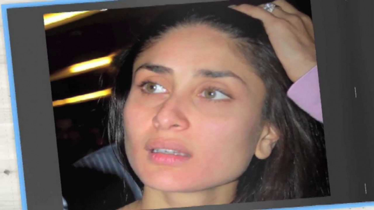 kareena kapoor heroine without makeup video - YouTube