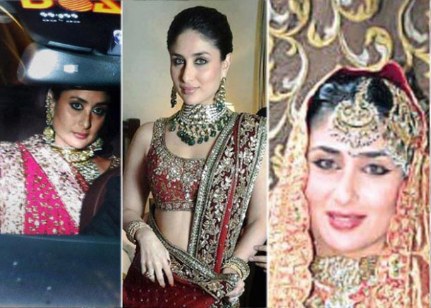 Kareena Kapoor: kareena kapoor wedding photo