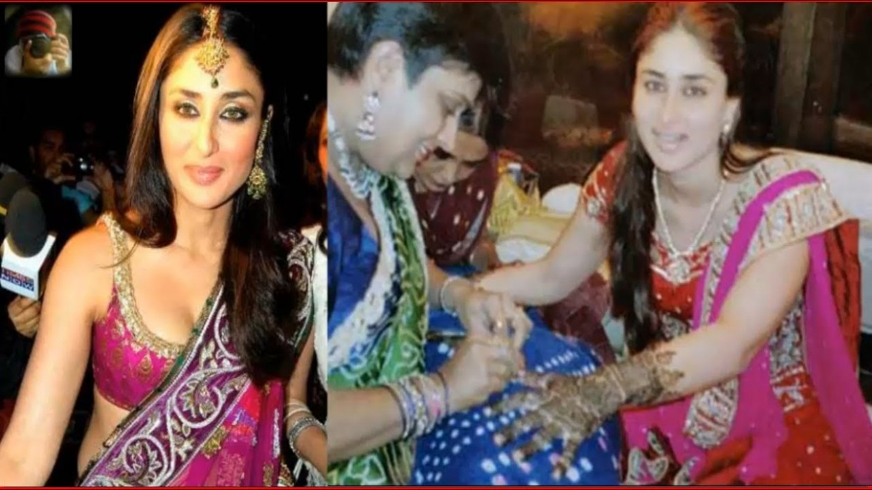 Kareena Kapoor Wedding | Kareena Kapoor Wedding Pics - YouTube