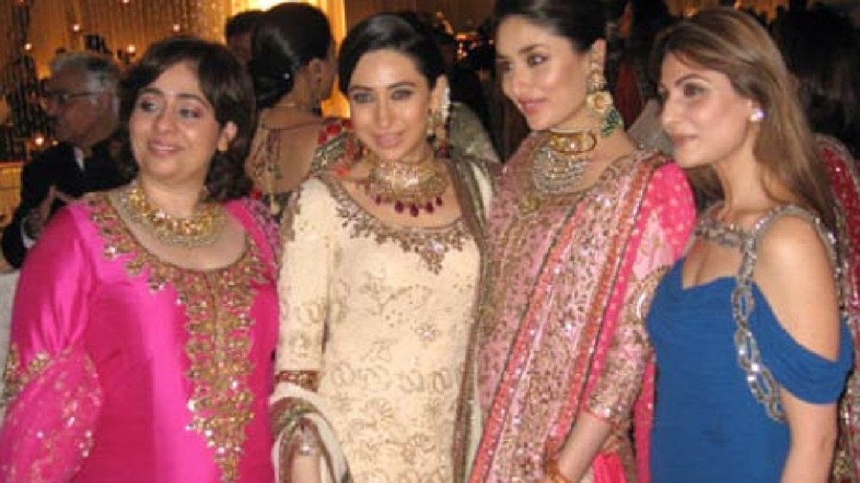 Karishma Kapoor Wedding video full | Kareena Kapoor at ...