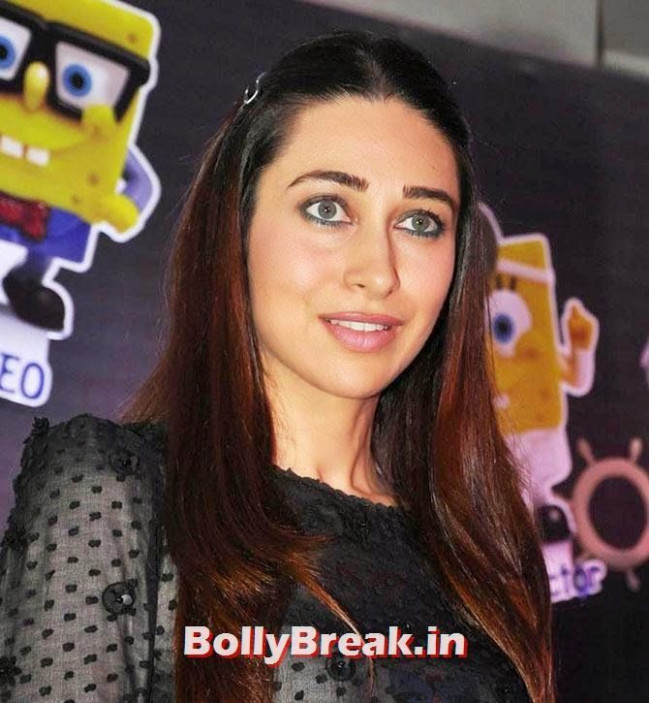 Karisma Kapoor Bollywood Eye makeup - Pictures of ..