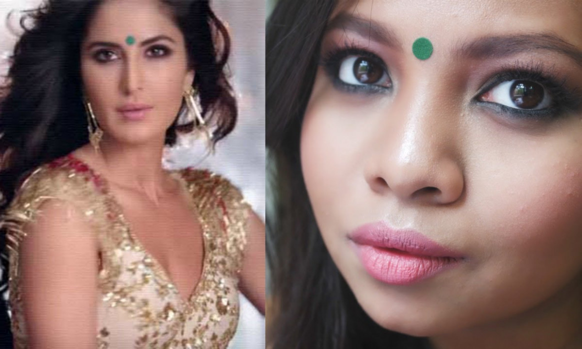Katrina Kaif's Kala Chashma/ Bollywood Inspired Makeup ...