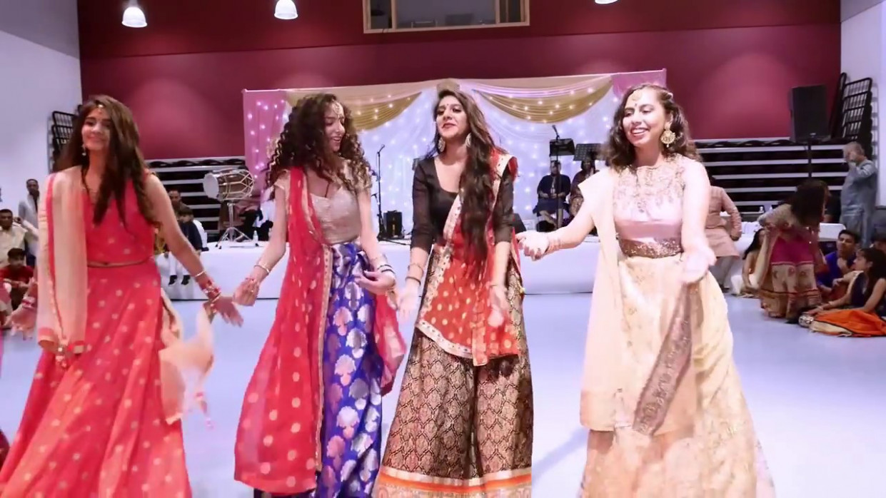 Katy Pictures India - 2018 New Bollywood Wedding Dance by ...