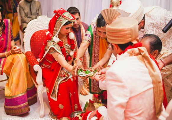 Know About The Various Wedding Traditions In India
