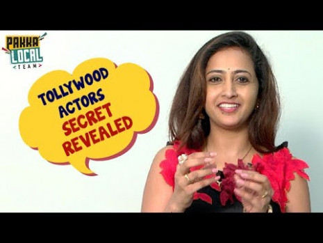 Lasya Secret Crush Revealed | Tollywood Actors Interview ...