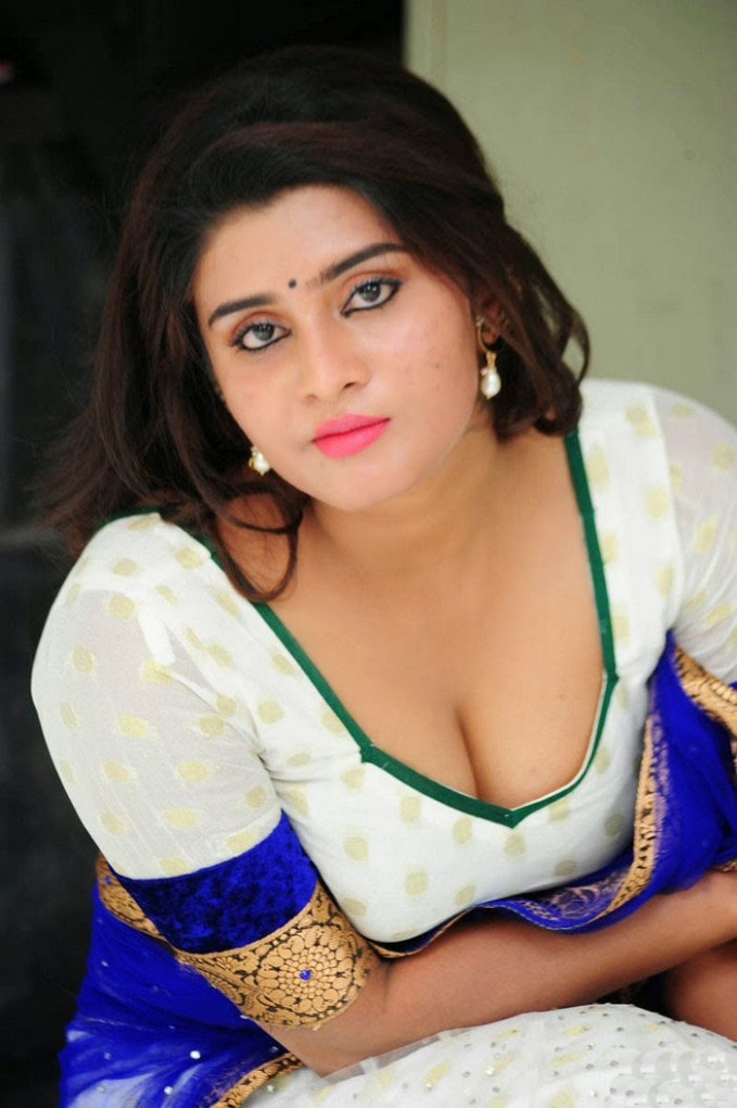 Latest 2015 Telugu Actress Harini Saree Images | Harini ...