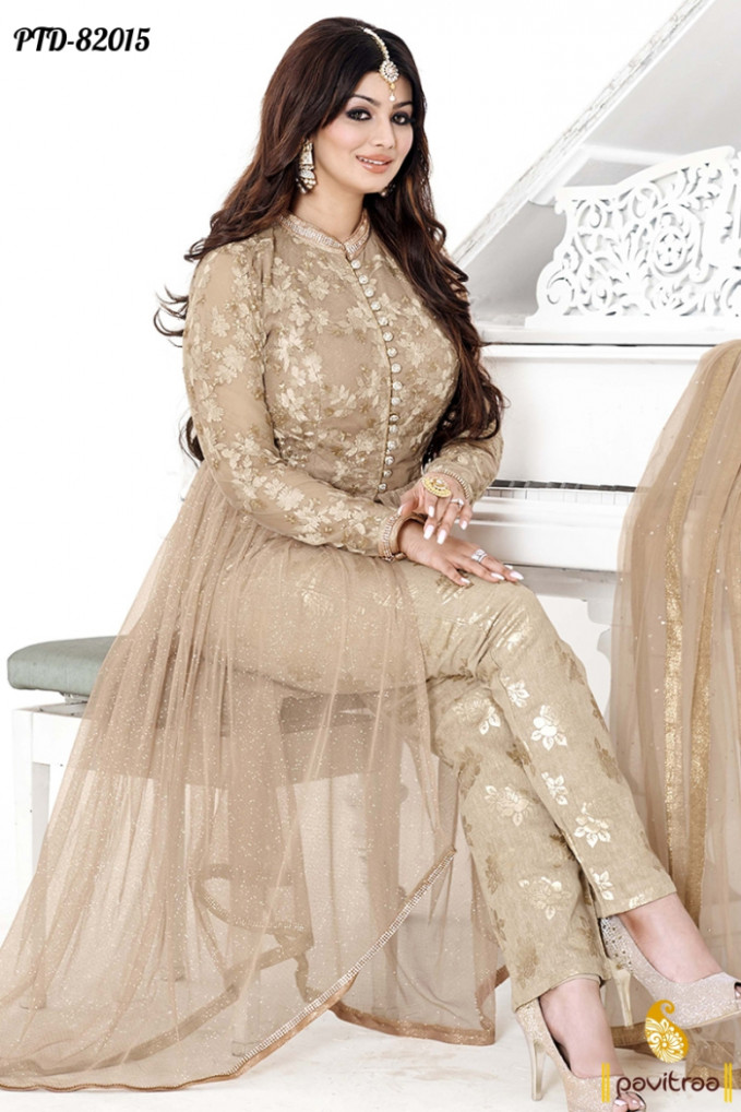 Latest Bollywood Party Wear Salwar Suits 2016-2017 ...