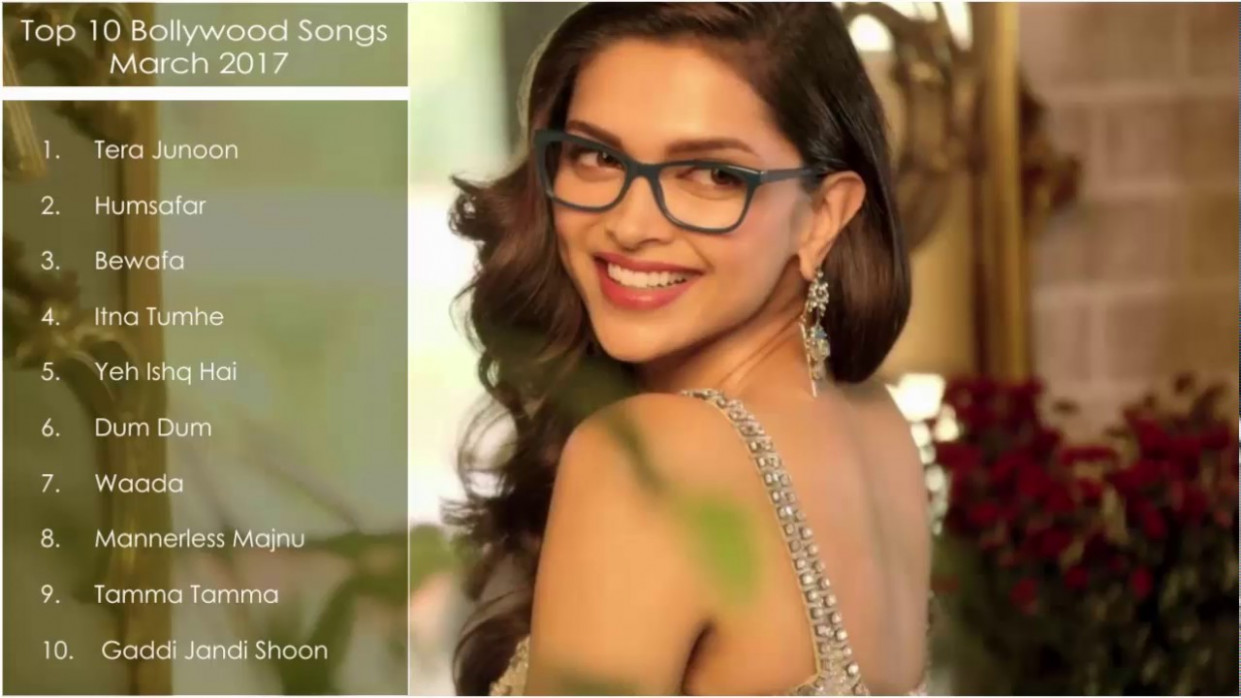Latest Bollywood Songs March 2017   Best & Top 10 ...