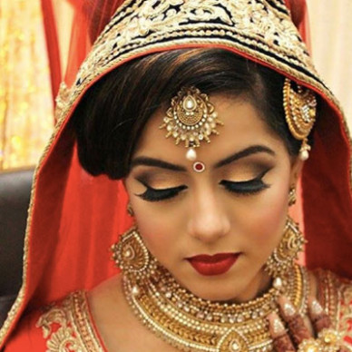 Latest Indian Bridal Makeup Looks and Top Wedding Beauty ...