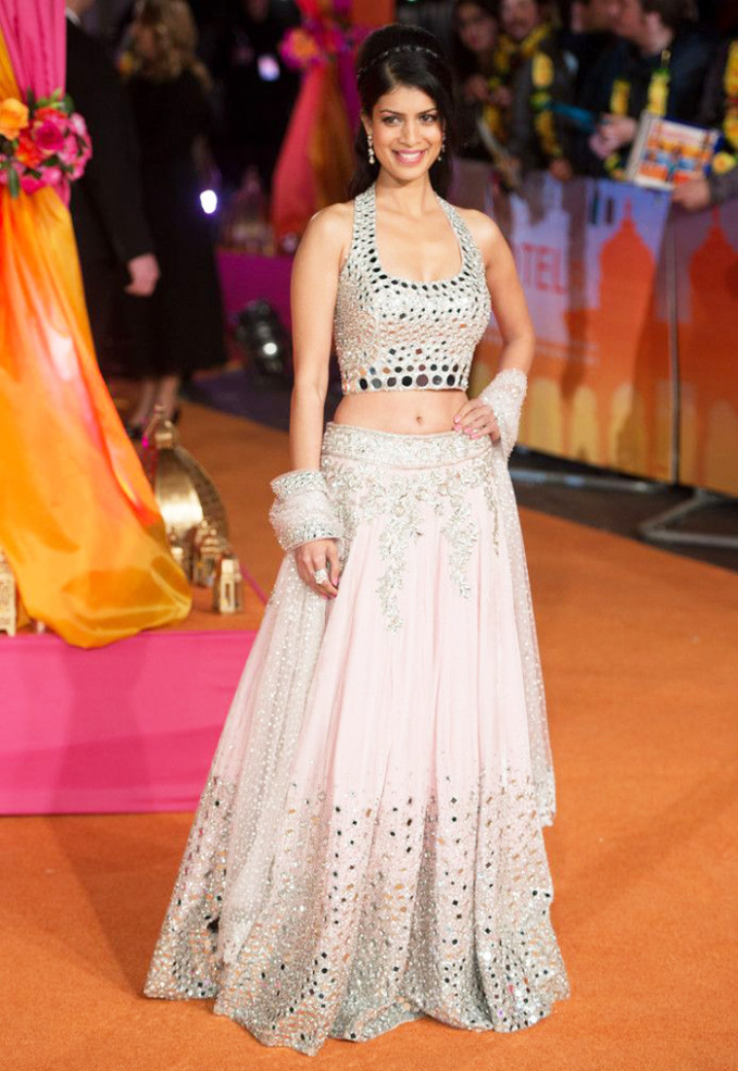 Latest Indian Bridal Wedding Lehengas Gowns ~ Change Your ...