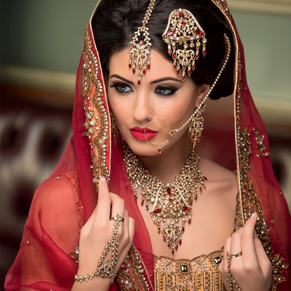 Latest Indian Jewelry And Well Dressed Bridals On Weddings ...