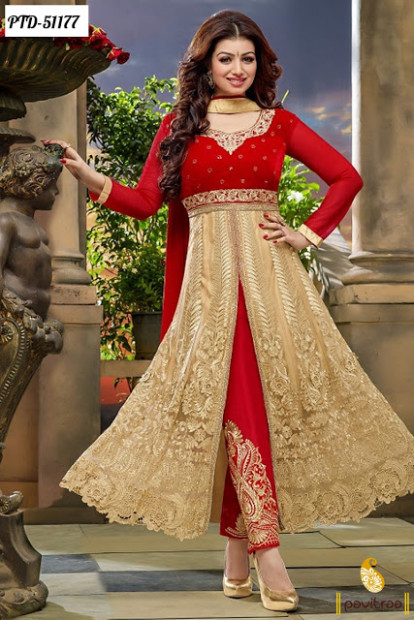 Latest Indian Wedding Salwar Suits 2016 Online Collection ...