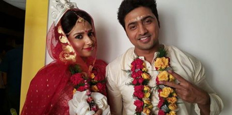 Latest News On Indian Celebrities: Dev Subhashree Marriage ...