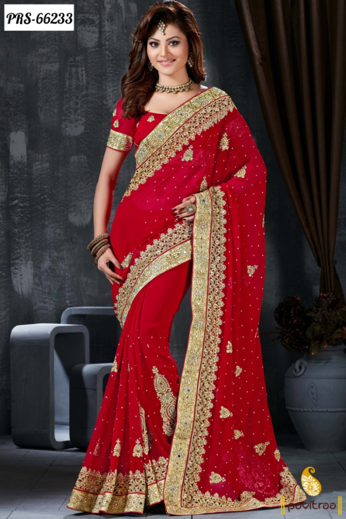 latest sarees fancy latest designer collection sarees 2016 ...