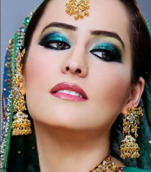 Latest Trend Of Indian Bridal MakeUp From 2014 | Beauty ...