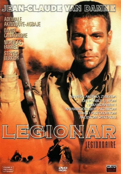 Legionnaire | 1998 | In Hindi | hollywood hindi dubbed ...