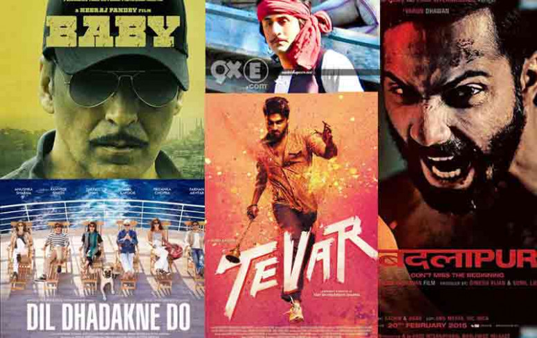 List of New Bollywood Movies from 2015/16/17 to Download