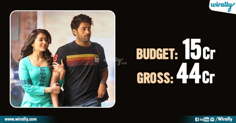 List Of Tollywood Movies In 2018 With Highest Gross ...