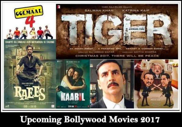 List Of Upcoming Bollywood Movies 2017: Release Date ...