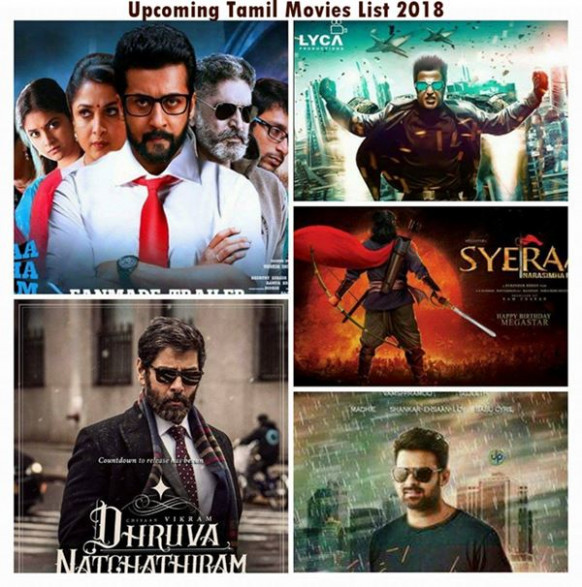 List of Upcoming Tamil New Movies 2018 (Kollywood Films ...