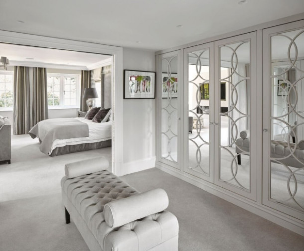 Luxury bespoke wardrobes, dressing rooms and walk-in ...