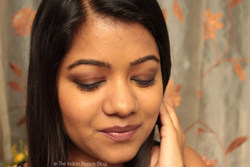 MAC & Mickey Contractor 'Bollywood Smokey Eyes' tutorial ...