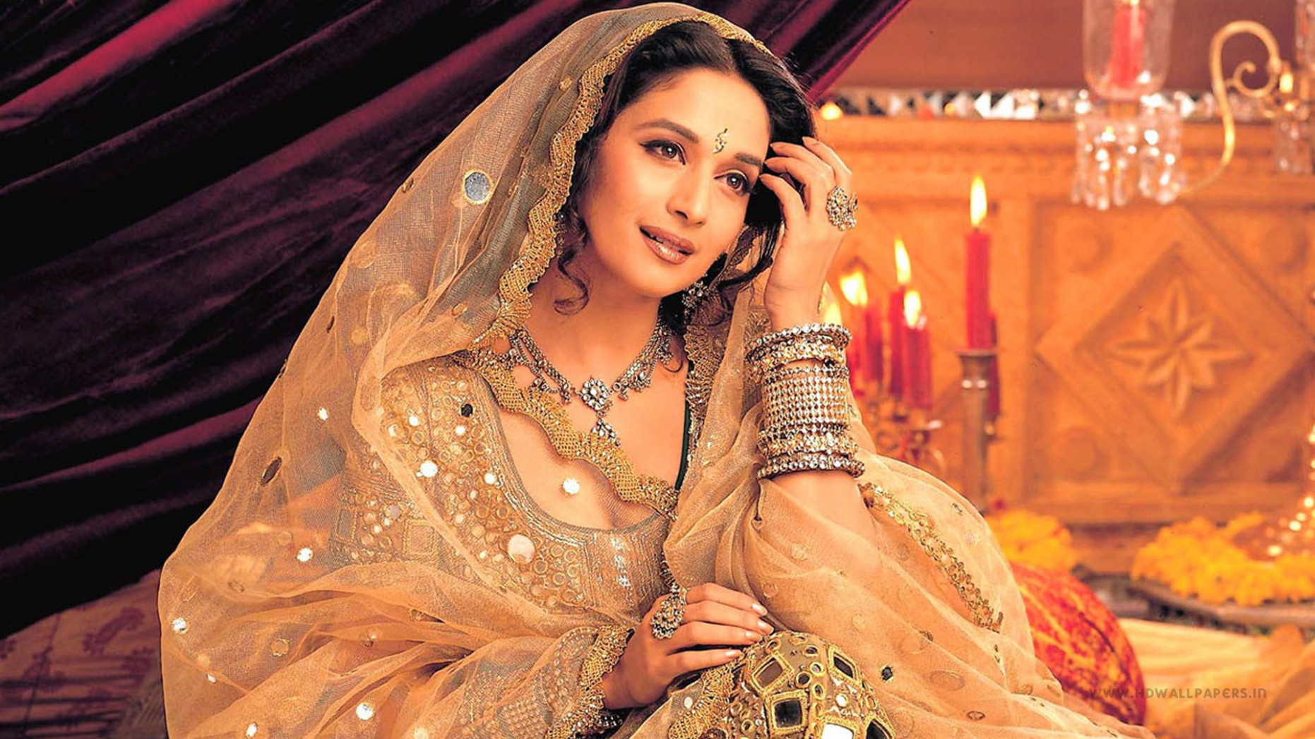 Madhuri Dixit Devdas Wallpapers | HD Wallpapers | ID #16424