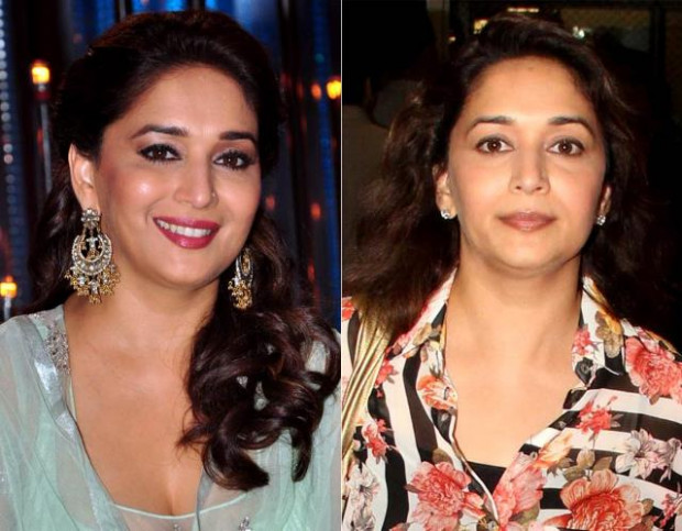 Madhuri Dixit without makeup pictures – I Just Love Movies - makeup tema bollywood