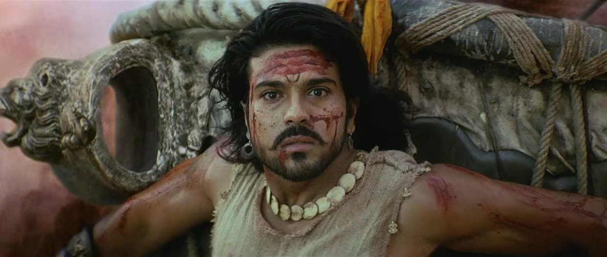 Magadheera (2009) BRRip 720P [Hindi-Tamil-Telugu] ESubs ...
