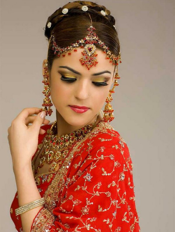 make up games of indian bride,asian wedding ideas ...