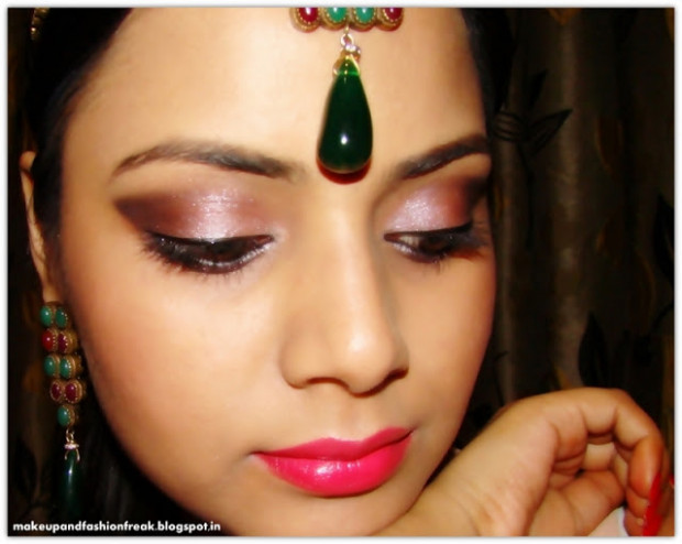 Makeup And Fashion Freak: Bollywood Inspired Makeup Look ...