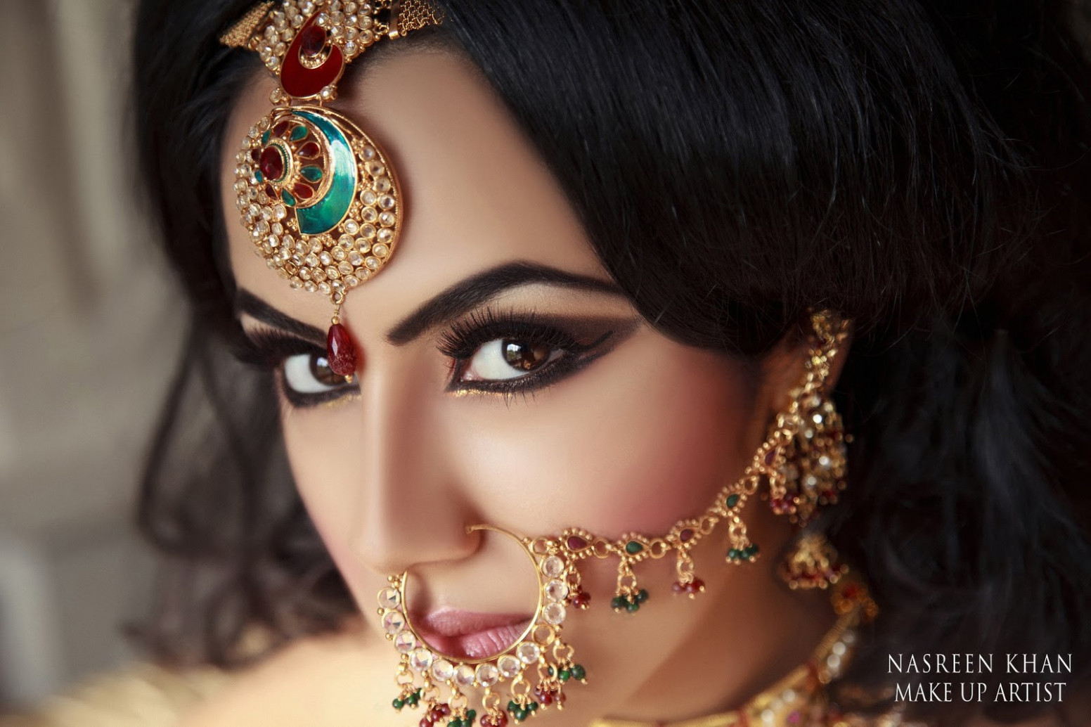 Makeup Portfolio Nasreen Khan Mua - Asian Wedding Ideas