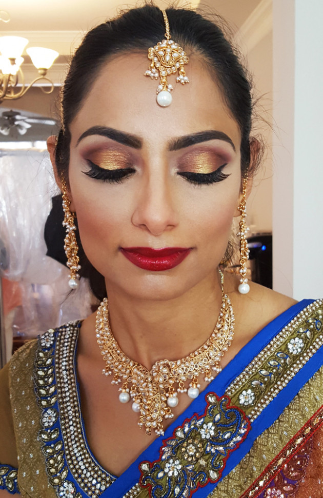 Makeup Transformation: Bare to Bollywood | Makeup By RenRen - makeup artist salary in bollywood