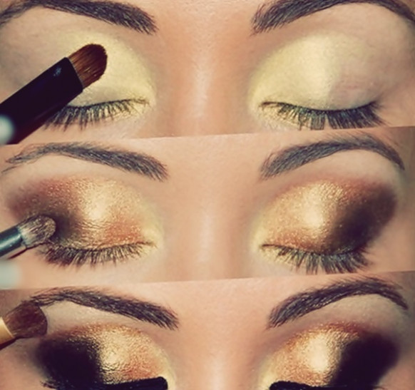 makeup tutorial steps - Style Guru: Fashion, Glitz ...