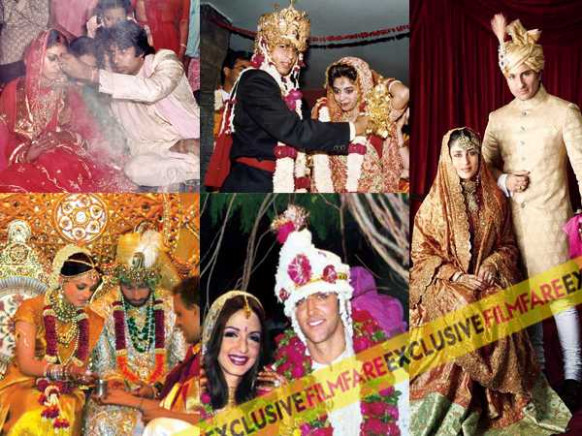 Marriage Photos Of Film Stars In Bollywood | www.pixshark ...