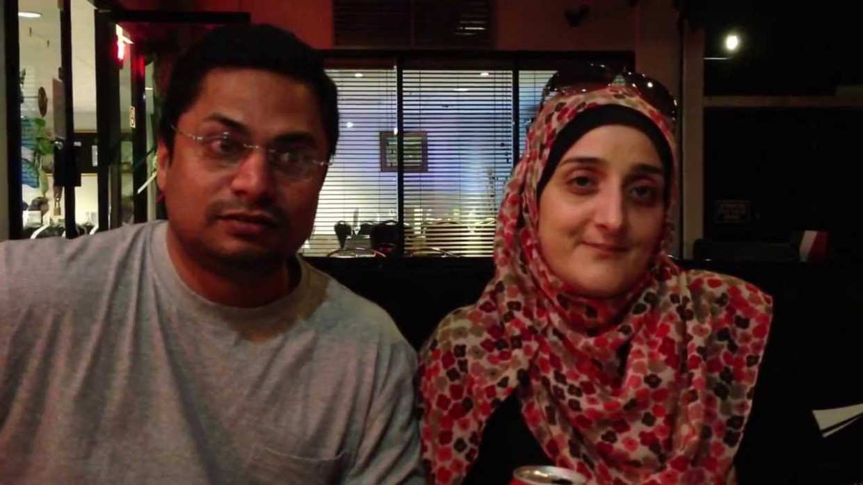 Marriage Review Ray n Ludi Indian vs Arab - YouTube