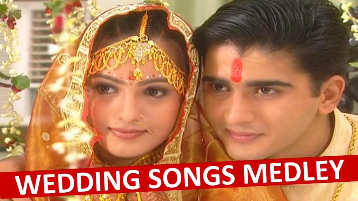 Marriage Songs Medley - Hindi Wedding Songs Non Stop ...