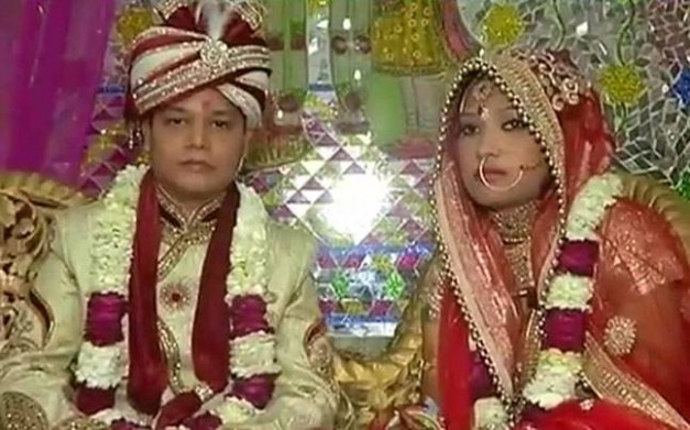 Marriage with a difference: Muslim parents marry off Hindu ...