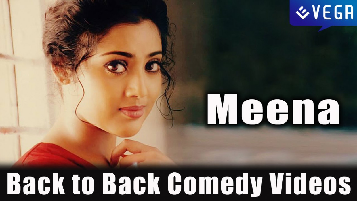 Meena's Back to Back Comedy Videos - YouTube