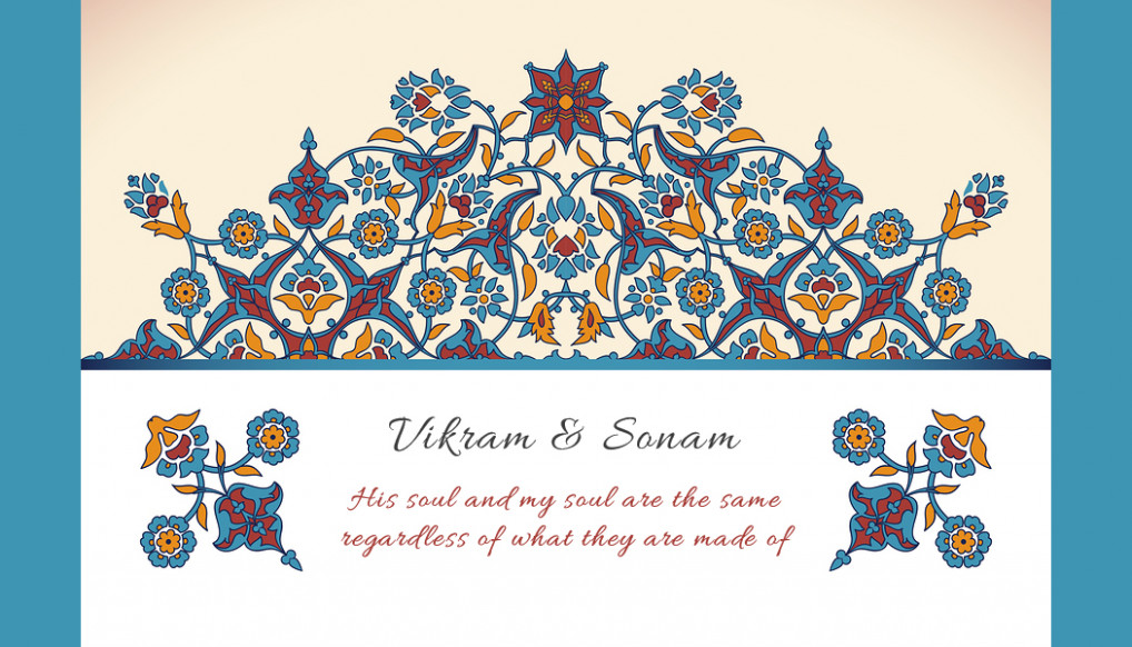 Memorable Wedding Invitation Quotes and Wordings - Indian ...